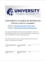 Signature Form