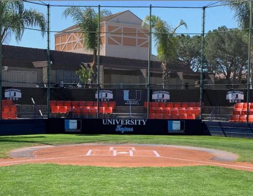 uni baseball field