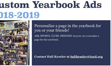 Yearbook Ads Ad
